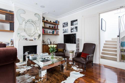 Apartment mit 4 Schlafzimmern - Petersham Place II (Four-Bedroom Apartment - Petersham Place II)
