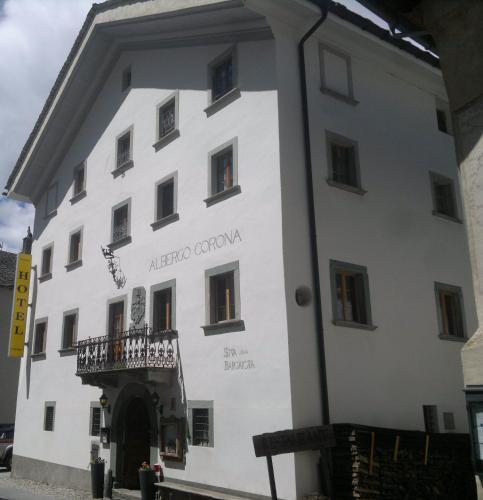 Отель Hotel Corona 0 звёзд Швейцария