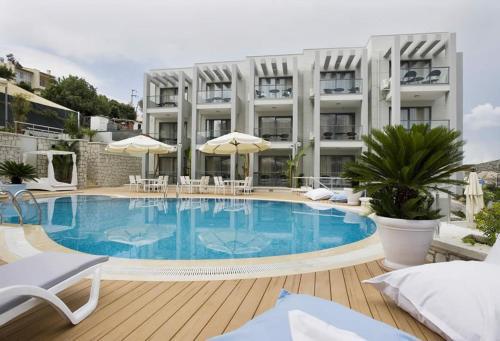 Отель Kondo Suites 0 звёзд Турция