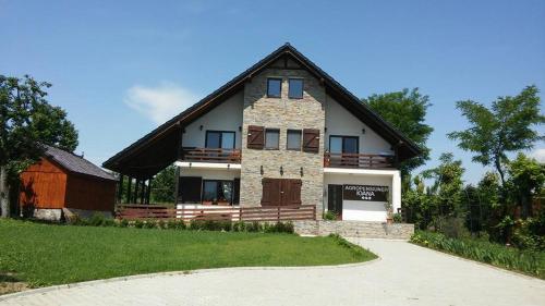 Отель Agropensiunea Ioana 0 звёзд Румыния