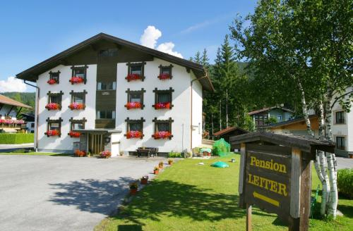 Pension Leiter - Comfort Apartment mit 2 Schlafzimmern (4 Erwachsene)