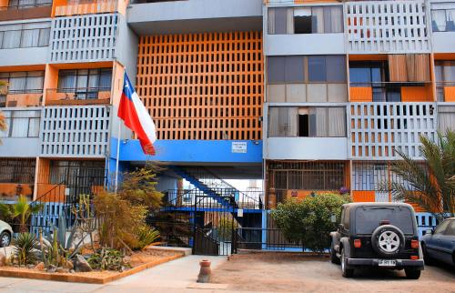 HotelDepartamento Lastarria