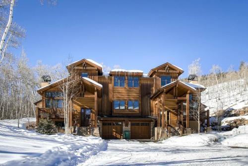 Keystone private homes keystone summit county colorado for Keystone colorado cabins