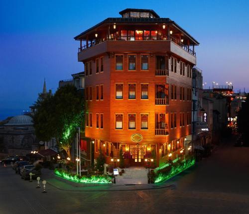 Отель Valide Sultan Konagi 0 звёзд Турция