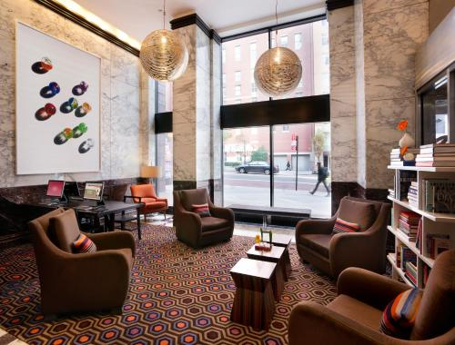 Dumont NYC-an Affinia hotel staycation