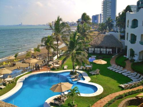 Playa caracol hotel spa boca del rio mexico overview for Hoteles en vera