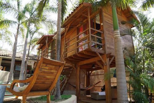 Bungalow Pool 1 The Beach Bungalows Tamarindo
