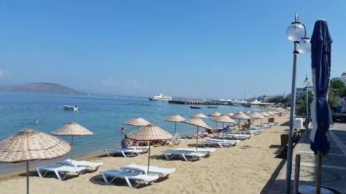 Отель ÖMER DENİZ MOTEL 0 звёзд Турция