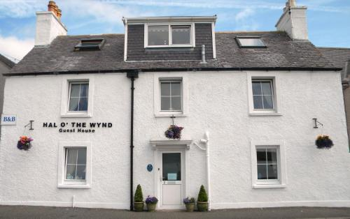 Hal O' The Wynd Guest House,Stornoway