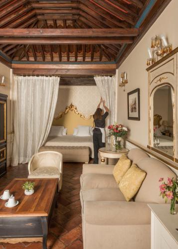 Junior Suite Hotel Casa 1800 Granada 2