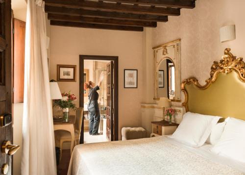 Habitación Superior Hotel Casa 1800 Granada 6