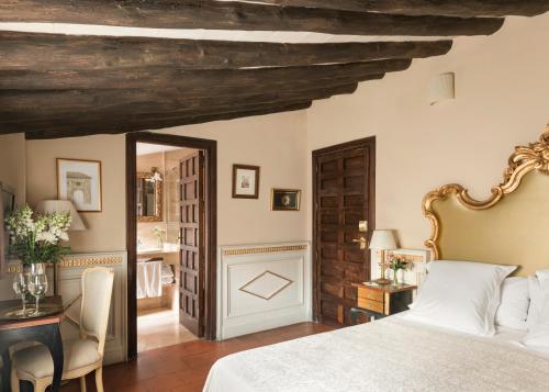 Habitación Superior Hotel Casa 1800 Granada 5