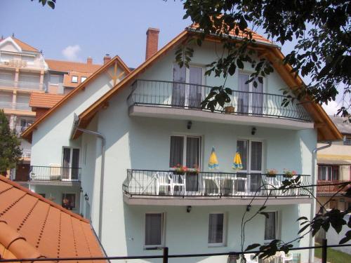 Отель Zsanett Appartement 0 звёзд Венгрия