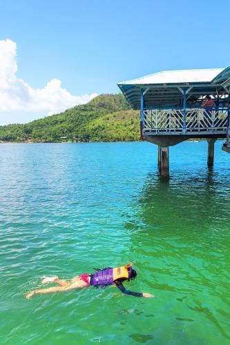 Coron Underwater Garden Resort Coron