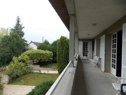 La Grande Maison a Bleneau