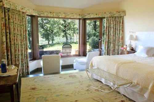 Habitación Doble Superior con terraza Hotel Nabia 2