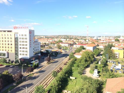 HotelPanoramic Oradea City