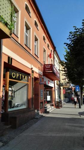 Отель Brodnicki-Hostel 0 звёзд Польша