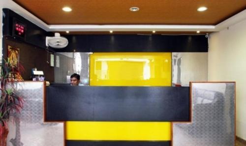 Отель QiK Stay @ OM Residency 0 звёзд Индия