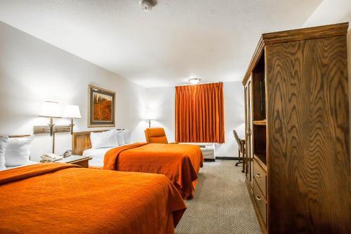 ➦  Choice Hotels    (Missouri) customer rating