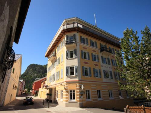 Hotel Müller - mountain lodge