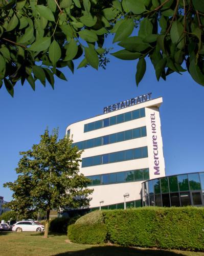 Mercure Poitiers Site du Futuroscope