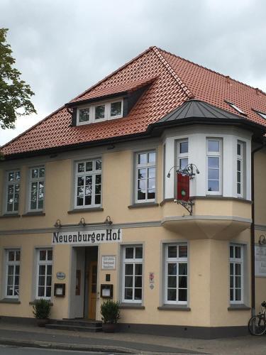 Отель Hotel Neuenburger Hof 0 звёзд Германия
