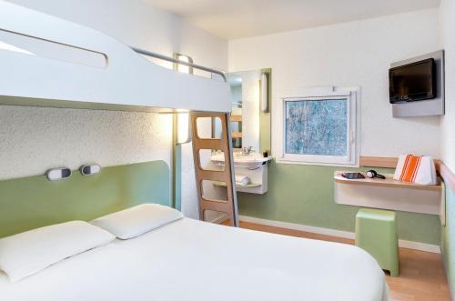 Отель ibis budget Courbevoie Paris 2 звезды Франция