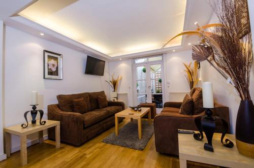 Sussex Gardens Apartment