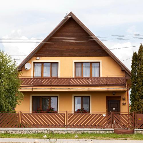 Rekreačný Dom Mengusovce