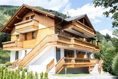 Residence Margerithenweg - Apartment mit 3 Schlafzimmern und Balkon