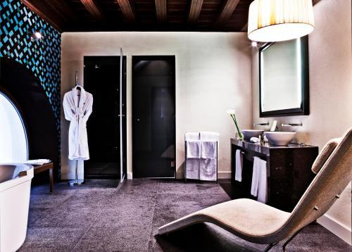 Habitación Grand Deluxe Hotel Palacio De Villapanés 3