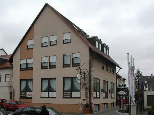 Hotel Restaurant Daucher, Norymberga
