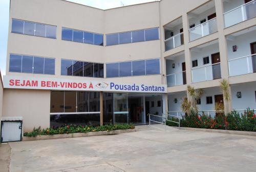 Pousada Santana - Trindade Goiás