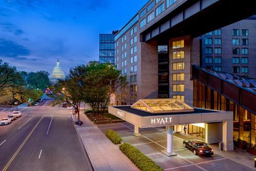 Hyatt Regency Washington on Capitol Hill - 5.0 star rating for travel with kids