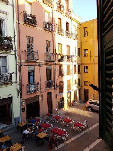 Отель Le Scalette 0 звёзд Италия