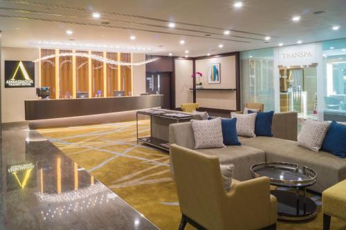 Hotel Dekat Bandara Internasional Changi