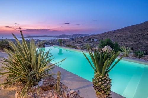 Sunset Villa Paros