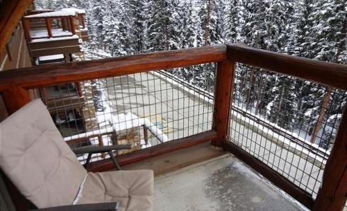 Balcony/terrace Trailhead Condo 224 3073