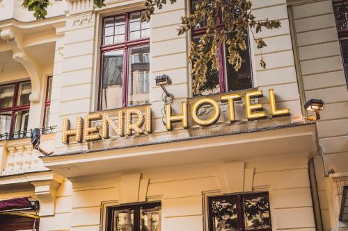 Henri Hotel Berlin Kurfürstendamm photo 1