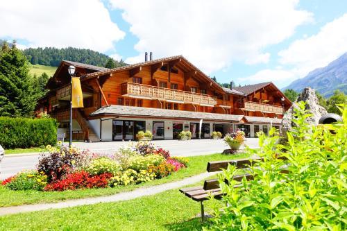 Отель Sweet Mountain 0 звёзд Швейцария
