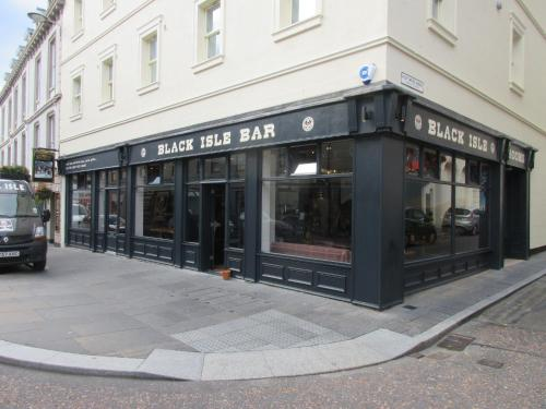 Black Isle Bar And Rooms (B&B)