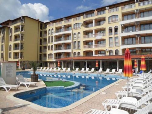 Apartment Divna Royal Dreams, Sunny Beach