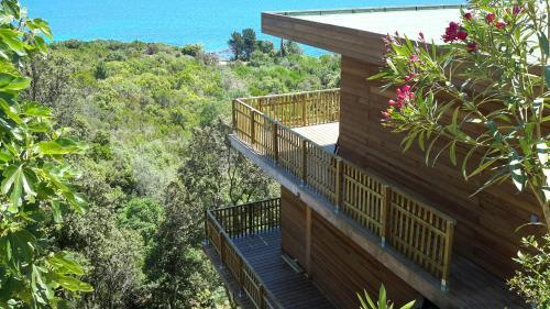 Villa avec vue mer à 180°