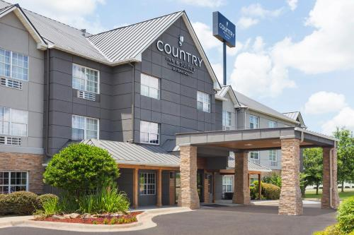 Country Inn And Suites Jackson Airport