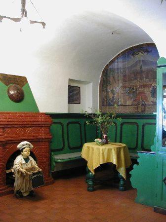 Hotel Zelený Dum
