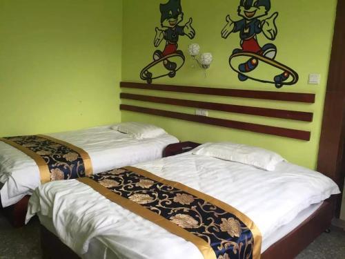 Отель Lazy cat hostel 0 звёзд Китай