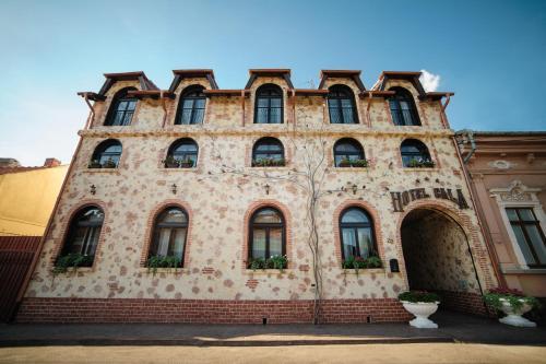 Отель Hotel Gala 3 звезды Румыния