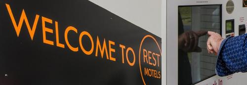 Lobby Rest Motels