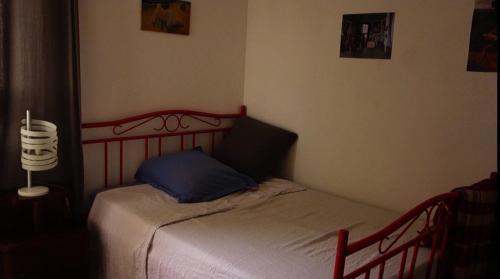 Chambre dans appartement du square